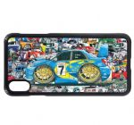 Koolart Stickerbomb & Licensed Scooby Impreza WRX STi Car Image Mobile Phone Case Cover Fits iPhone
